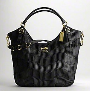 Coach Big Shoulder Bag 2