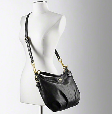 Coach! It's Coach!: Coach Madison Leather Convertible Hobo ...