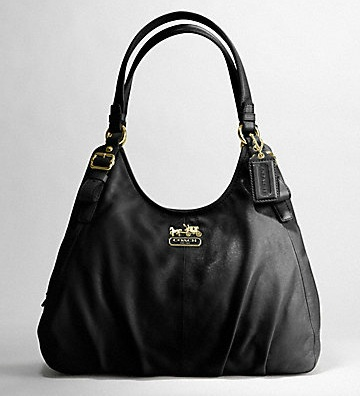 Black Leather Shoulder Bags Sale – Shoulder Travel Bag