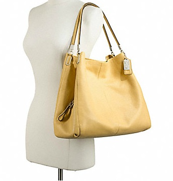 Coach Madison Large Shoulder Bag 2