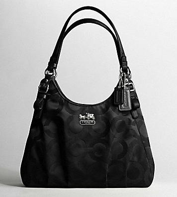 Coach Silver Shoulder Bag 118