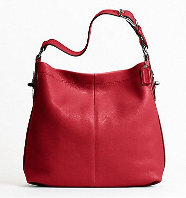 Coach Red Shoulder Bag – Shoulder Travel Bag