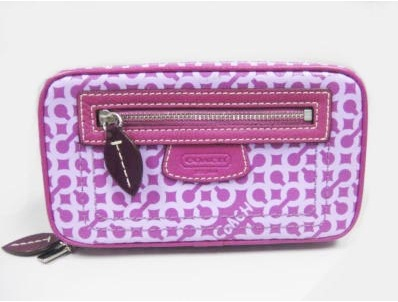 Coach Penelope Multipurpose Pouch - Lilac 60369, 269, Accessories, Coach