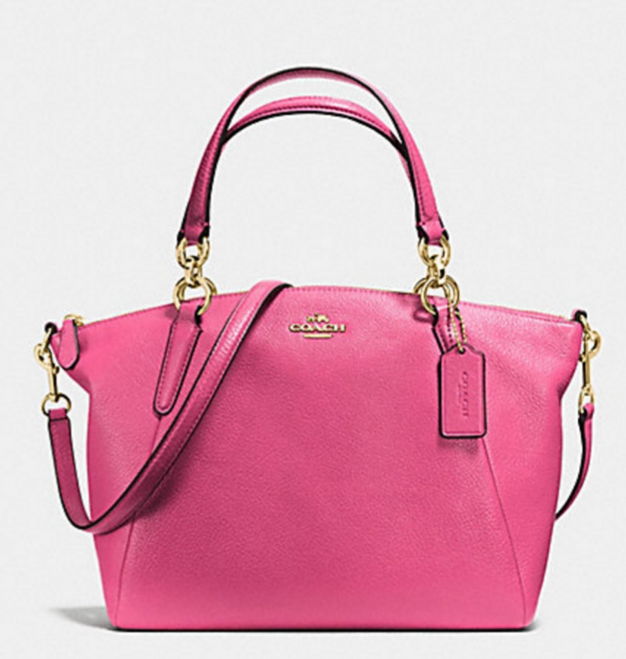 Luxurycometrue: Listing of Latest Coach Handbags Collections Malaysia