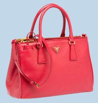 knock off prada handbags - prada red leather bag
