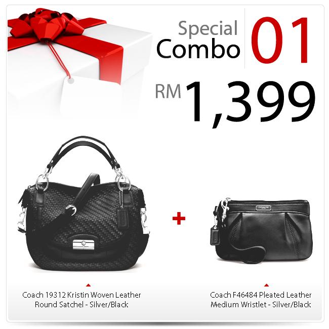 Special Combo Set 01 SC-01, 1399, Special Combo Deals 2012, Coach