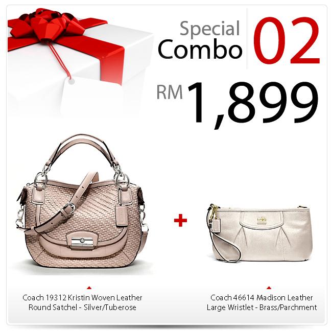 Special Combo Set 02 SC-02, 1899, Special Combo Deals 2012, Coach