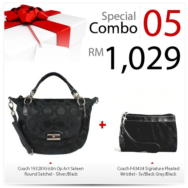 Special Combo Set 05 SC-05, 1029, Special Combo Deals 2012, Coach