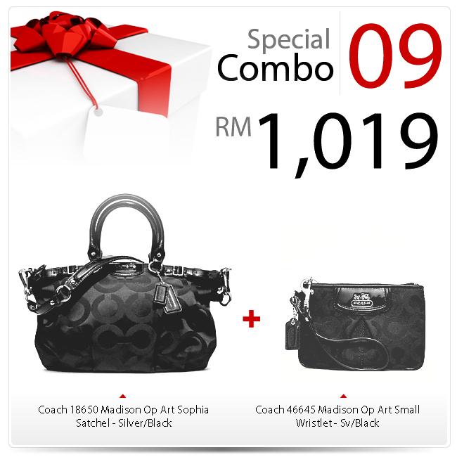 Special Combo Set 09 SC-09, 1019, Special Combo Deals 2012, Coach