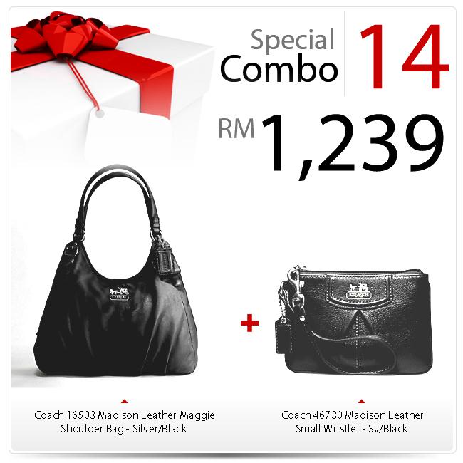 Special Combo Set 14 SC-14, 1239, Special Combo Deals 2012, Coach