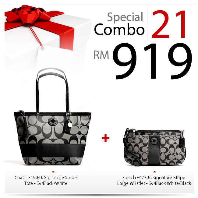 Special Combo Set 21 SC-21, 919, Special Combo Deals 2012, Coach