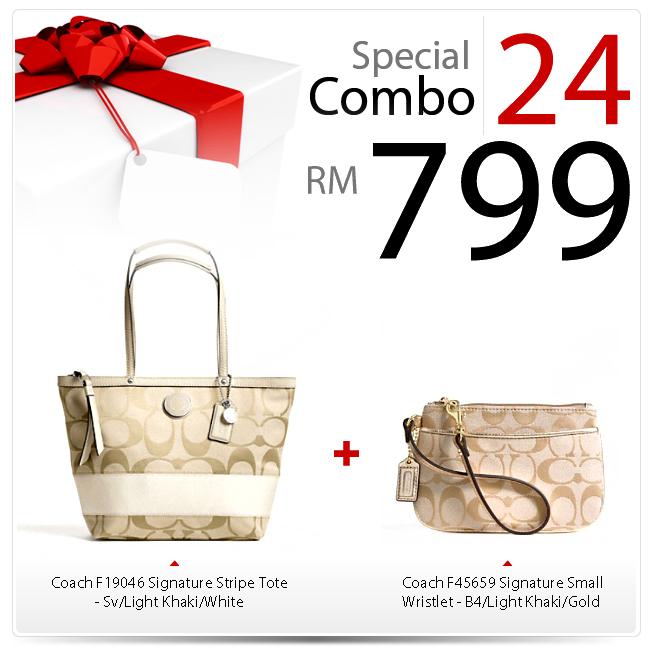 Special Combo Set 24 SC-24, 799, Special Combo Deals 2012, Coach