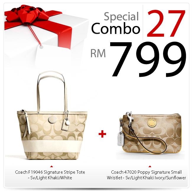 Special Combo Set 27 SC-27, 799, Special Combo Deals 2012, Coach