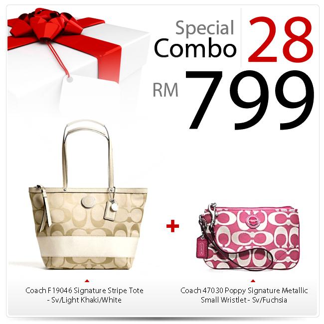Special Combo Set 28 SC-28, 799, Special Combo Deals 2012, Coach