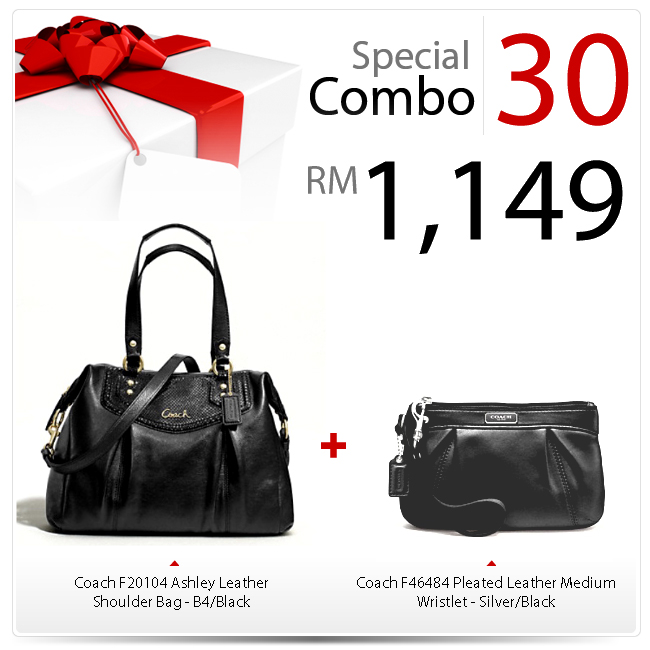 Special Combo Set 30 SC-30, 1149, Special Combo Deals 2012, Coach